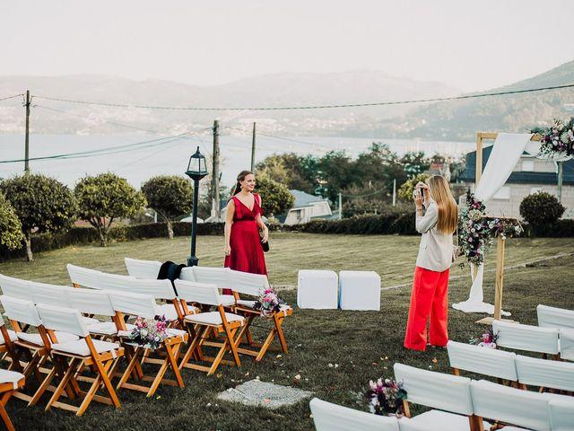 La boda de Álvaro y Iryna en Pontevedra, Pontevedra 42