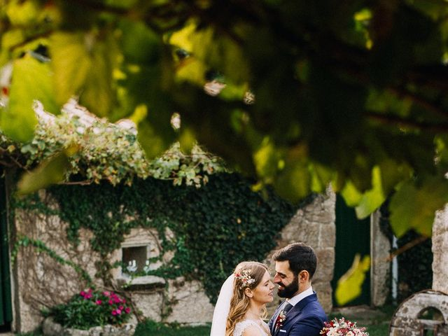 La boda de Álvaro y Iryna en Pontevedra, Pontevedra 44