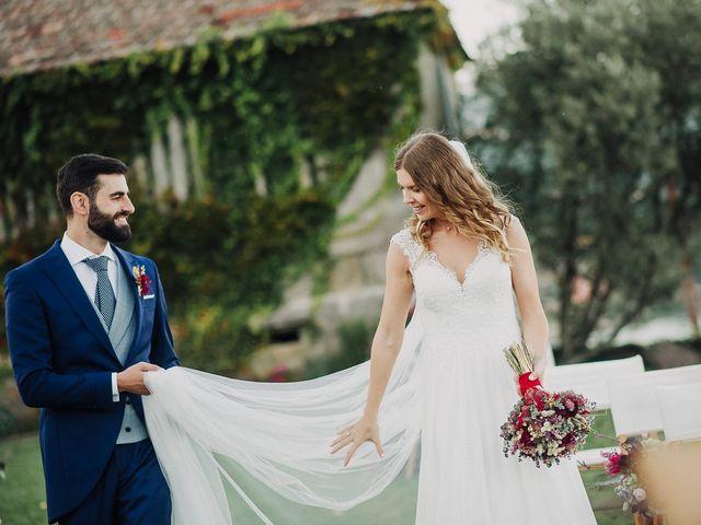 La boda de Álvaro y Iryna en Pontevedra, Pontevedra 45