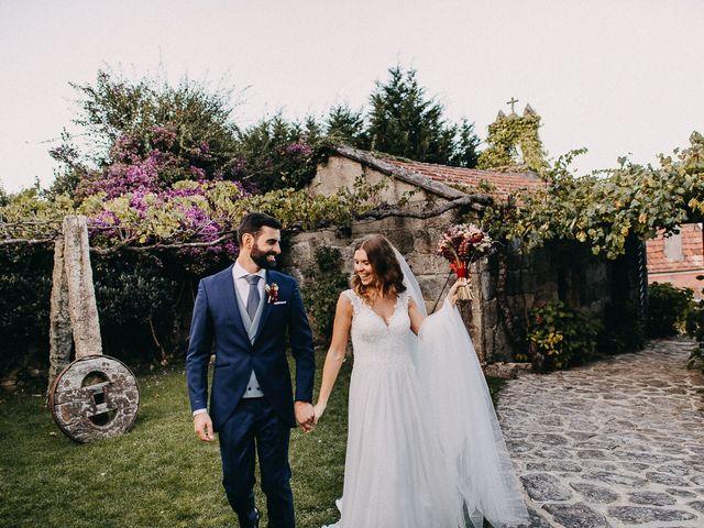 La boda de Álvaro y Iryna en Pontevedra, Pontevedra 49
