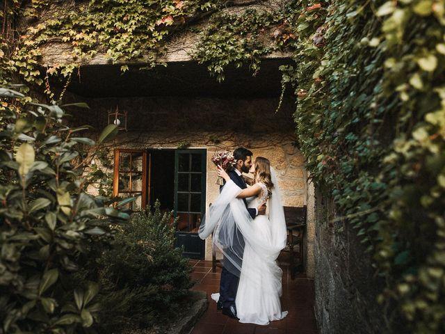 La boda de Iryna y Álvaro