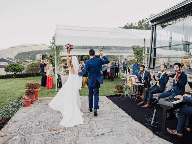 La boda de Álvaro y Iryna en Pontevedra, Pontevedra 52