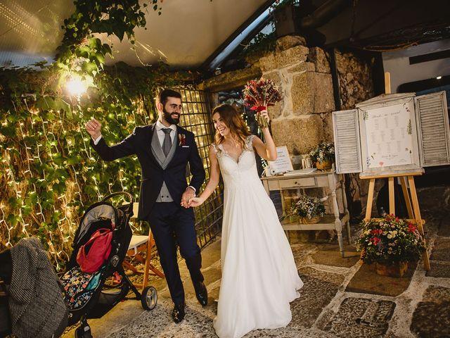 La boda de Álvaro y Iryna en Pontevedra, Pontevedra 58