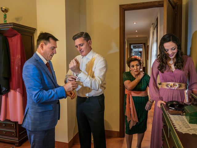 La boda de Manuel y Inmaculada en La Cierva, Cádiz 3