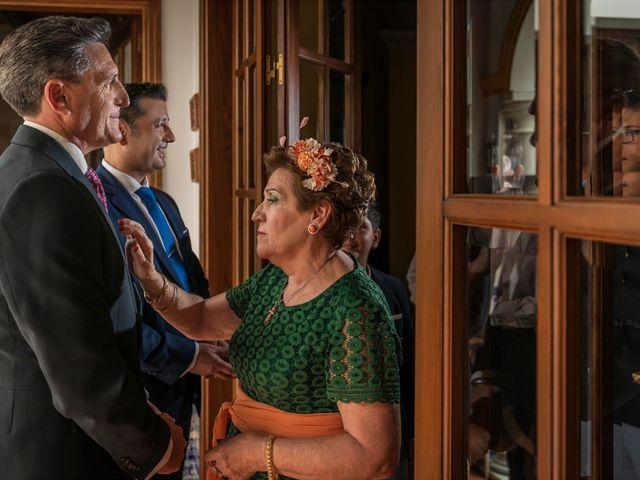 La boda de Manuel y Inmaculada en La Cierva, Cádiz 11