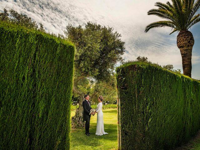 La boda de Manuel y Inmaculada en La Cierva, Cádiz 16