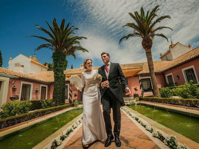 La boda de Manuel y Inmaculada en La Cierva, Cádiz 18