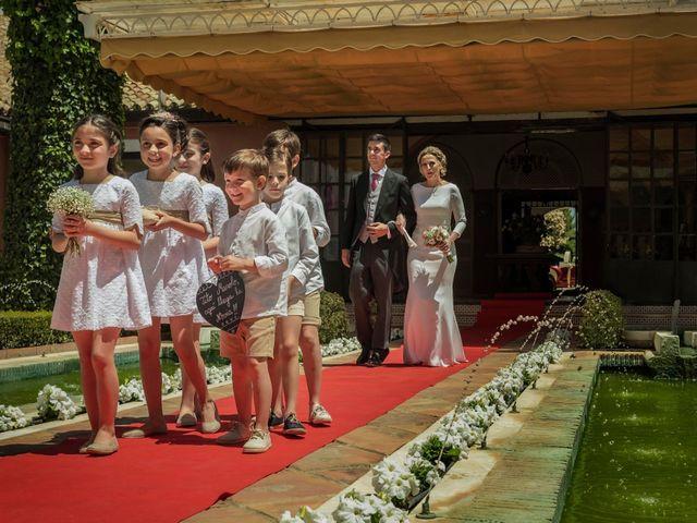 La boda de Manuel y Inmaculada en La Cierva, Cádiz 29