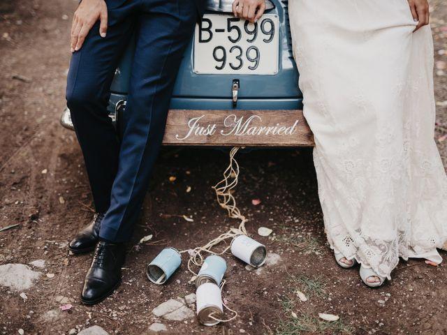 La boda de Àlex y Paula en Muntanyola, Barcelona 1