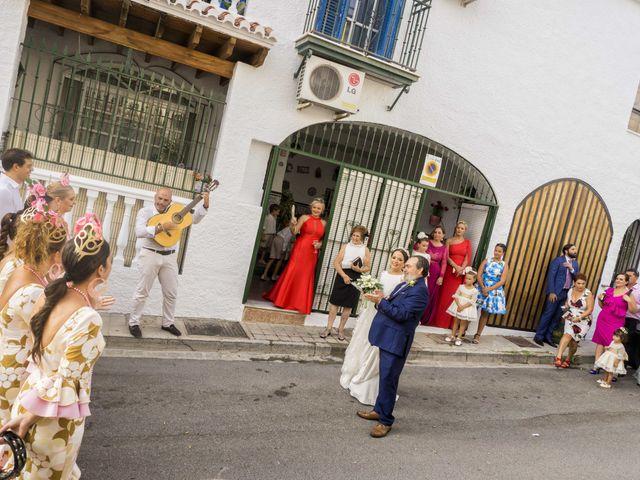 La boda de Lourdes y Miguel en Motril, Granada 13