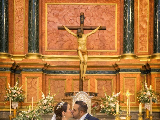 La boda de Lourdes y Miguel en Motril, Granada 17