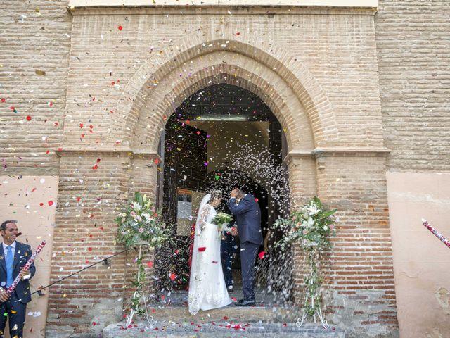 La boda de Lourdes y Miguel en Motril, Granada 18