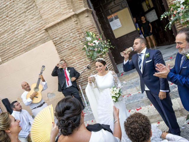 La boda de Lourdes y Miguel en Motril, Granada 19