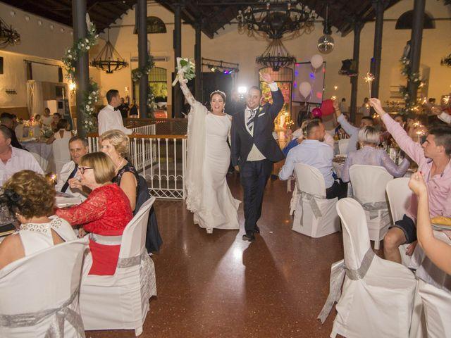 La boda de Lourdes y Miguel en Motril, Granada 25