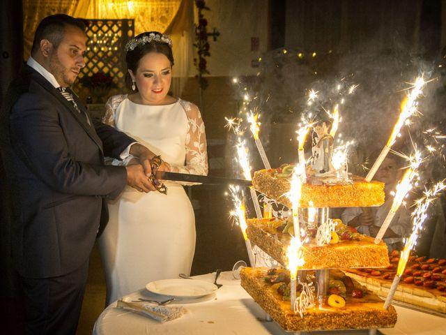 La boda de Lourdes y Miguel en Motril, Granada 28