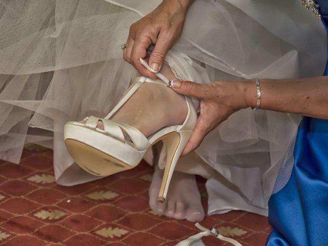 La boda de Antonio y Rocio en Rioja, Almería 8