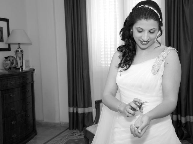 La boda de Antonio y Rocio en Rioja, Almería 13