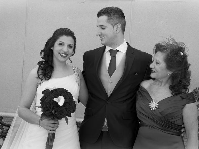 La boda de Antonio y Rocio en Rioja, Almería 17