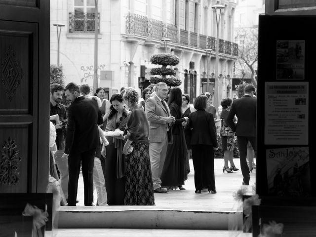 La boda de Antonio y Rocio en Rioja, Almería 27