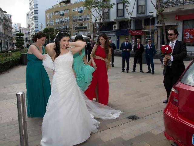 La boda de Antonio y Rocio en Rioja, Almería 29