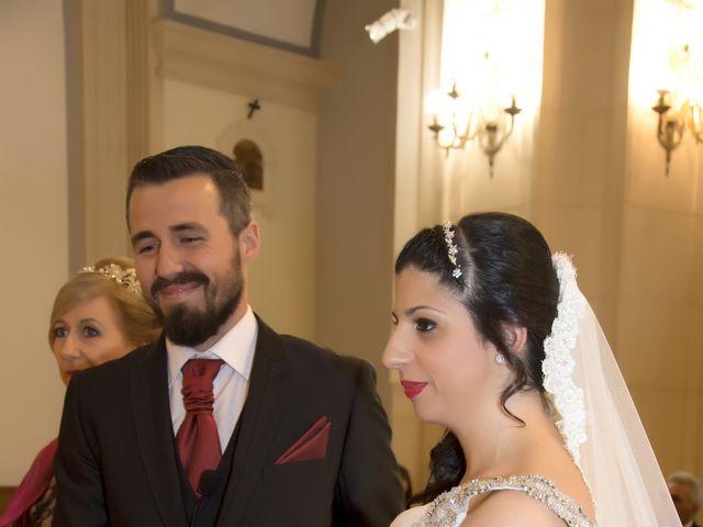 La boda de Antonio y Rocio en Rioja, Almería 34