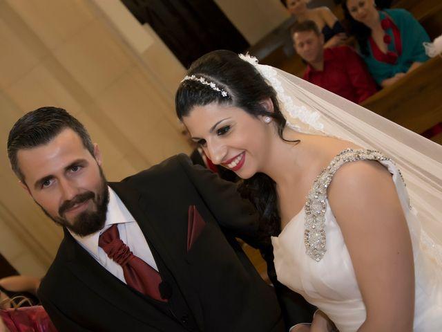 La boda de Antonio y Rocio en Rioja, Almería 35