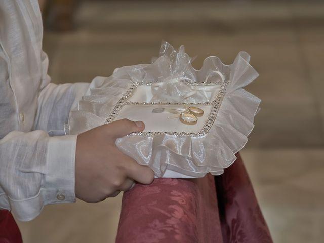 La boda de Antonio y Rocio en Rioja, Almería 36