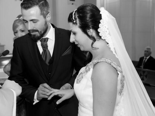 La boda de Antonio y Rocio en Rioja, Almería 37