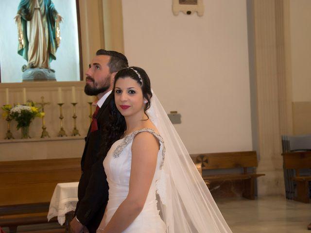La boda de Antonio y Rocio en Rioja, Almería 39