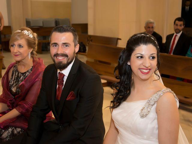 La boda de Antonio y Rocio en Rioja, Almería 40