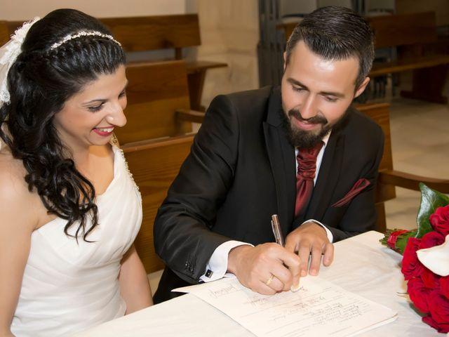La boda de Antonio y Rocio en Rioja, Almería 41