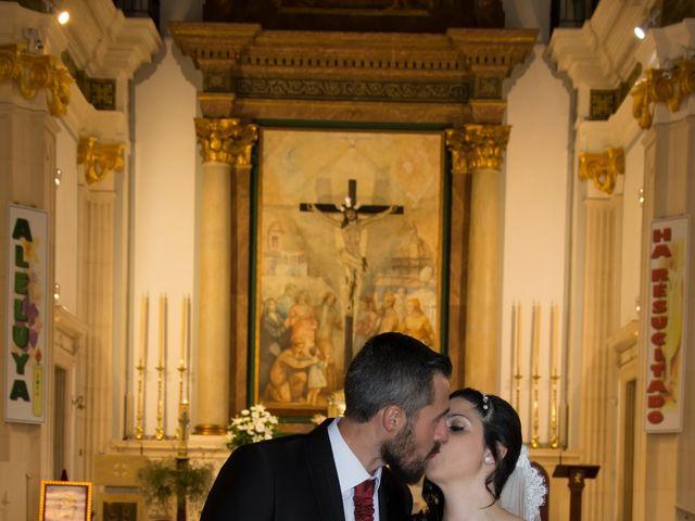 La boda de Antonio y Rocio en Rioja, Almería 42