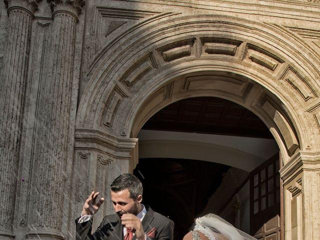 La boda de Antonio y Rocio en Rioja, Almería 43