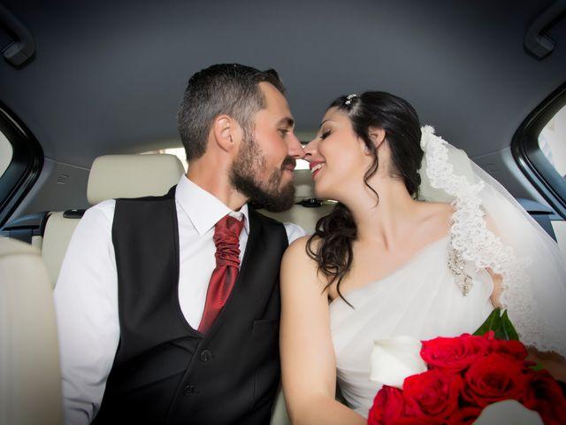 La boda de Antonio y Rocio en Rioja, Almería 46