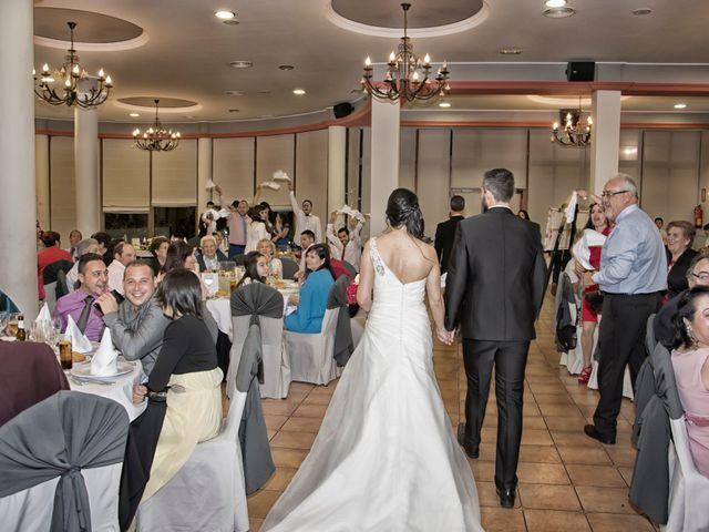 La boda de Antonio y Rocio en Rioja, Almería 50