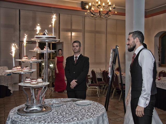 La boda de Antonio y Rocio en Rioja, Almería 54