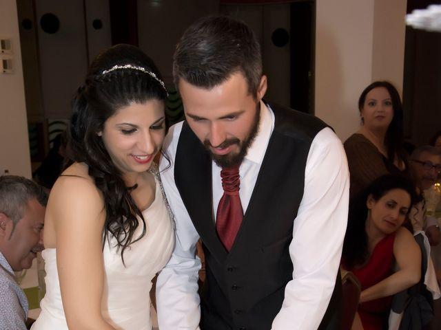 La boda de Antonio y Rocio en Rioja, Almería 55