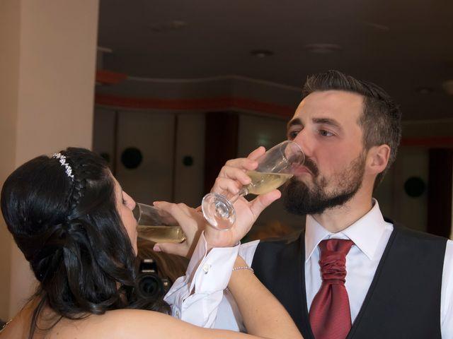 La boda de Antonio y Rocio en Rioja, Almería 56