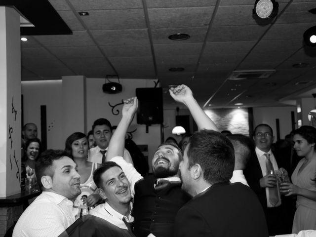 La boda de Antonio y Rocio en Rioja, Almería 66