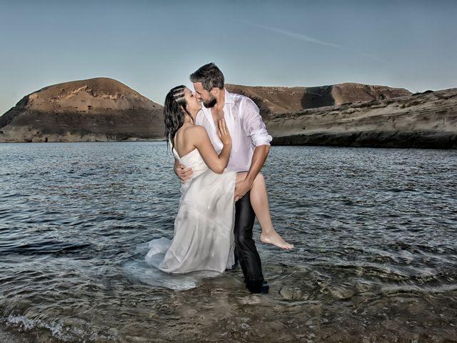 La boda de Antonio y Rocio en Rioja, Almería 80
