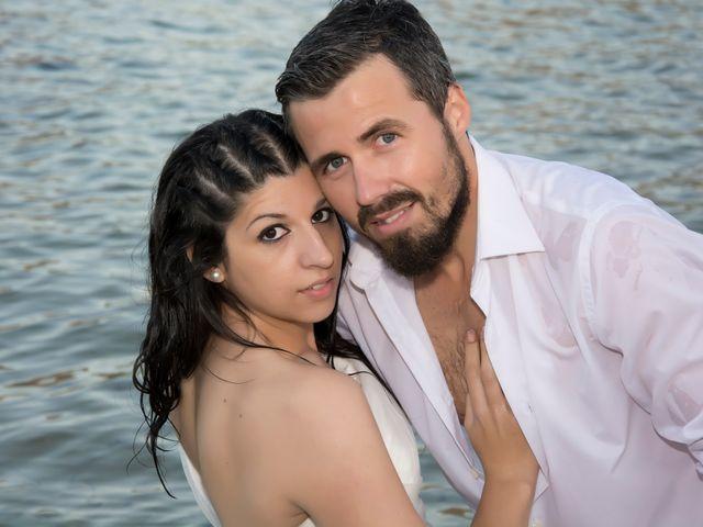 La boda de Antonio y Rocio en Rioja, Almería 81