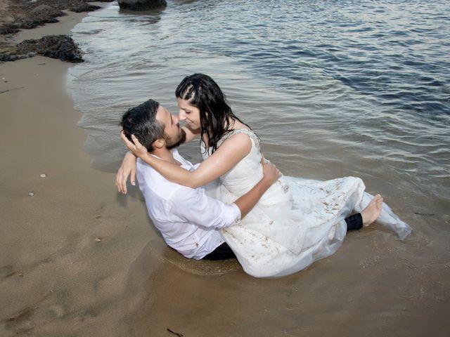 La boda de Antonio y Rocio en Rioja, Almería 93