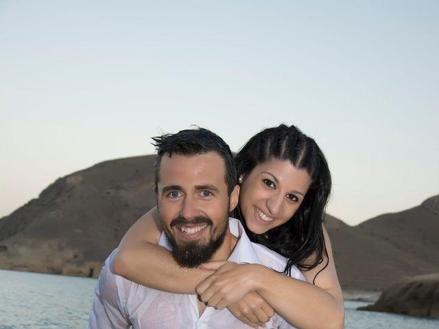 La boda de Antonio y Rocio en Rioja, Almería 95