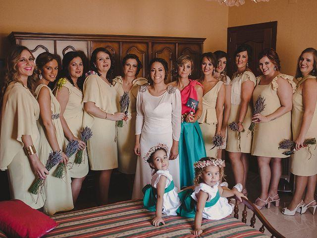 La boda de Jesús y Celia en Villarrubia De Los Ojos, Ciudad Real 24