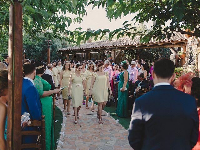 La boda de Jesús y Celia en Villarrubia De Los Ojos, Ciudad Real 31