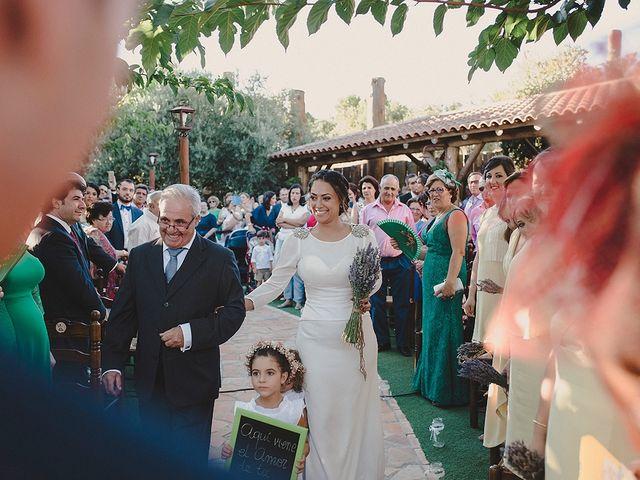 La boda de Jesús y Celia en Villarrubia De Los Ojos, Ciudad Real 32