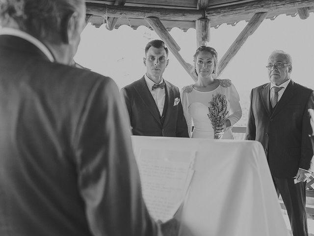 La boda de Jesús y Celia en Villarrubia De Los Ojos, Ciudad Real 35