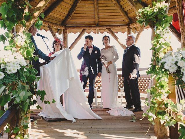 La boda de Jesús y Celia en Villarrubia De Los Ojos, Ciudad Real 36