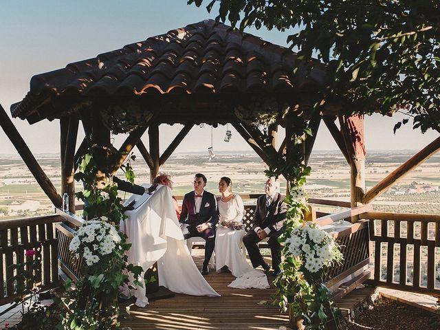 La boda de Jesús y Celia en Villarrubia De Los Ojos, Ciudad Real 37