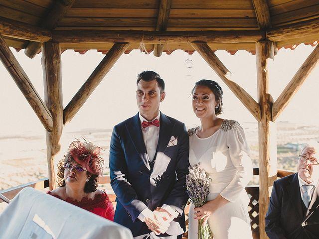 La boda de Jesús y Celia en Villarrubia De Los Ojos, Ciudad Real 38